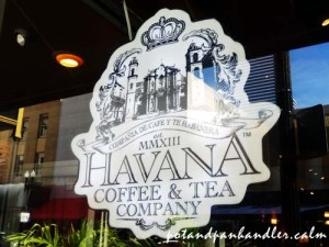 Havana Coffee & Tea Company, Miami, Florida,