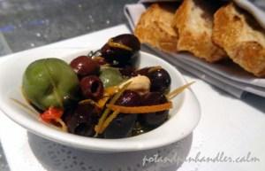 Bistro Moderne Miami Olives & Baguette