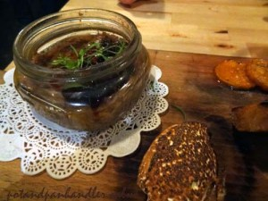 Duck in a jar at Miami's The Federal