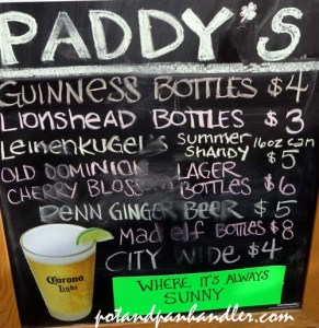 Paddy's Pub Philadelphia, Pennsylvania