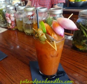Bloody Mary & Michelada at Laplace Hillsborough, NC
