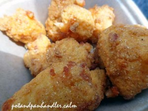 Cheese Curds from The Cow & the Curd food truck Philadelphia, Pennsylvania