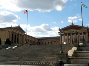 Philadelphia, Pennsylvania's Art Museum Steps