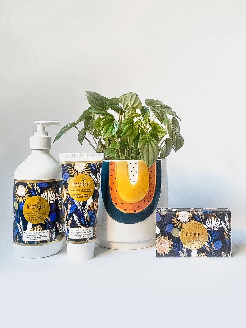 Nurture Plant and Body Care Gift Pack