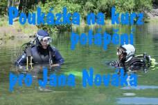 Kurz potápění ČR