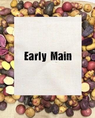 Early Main Crop