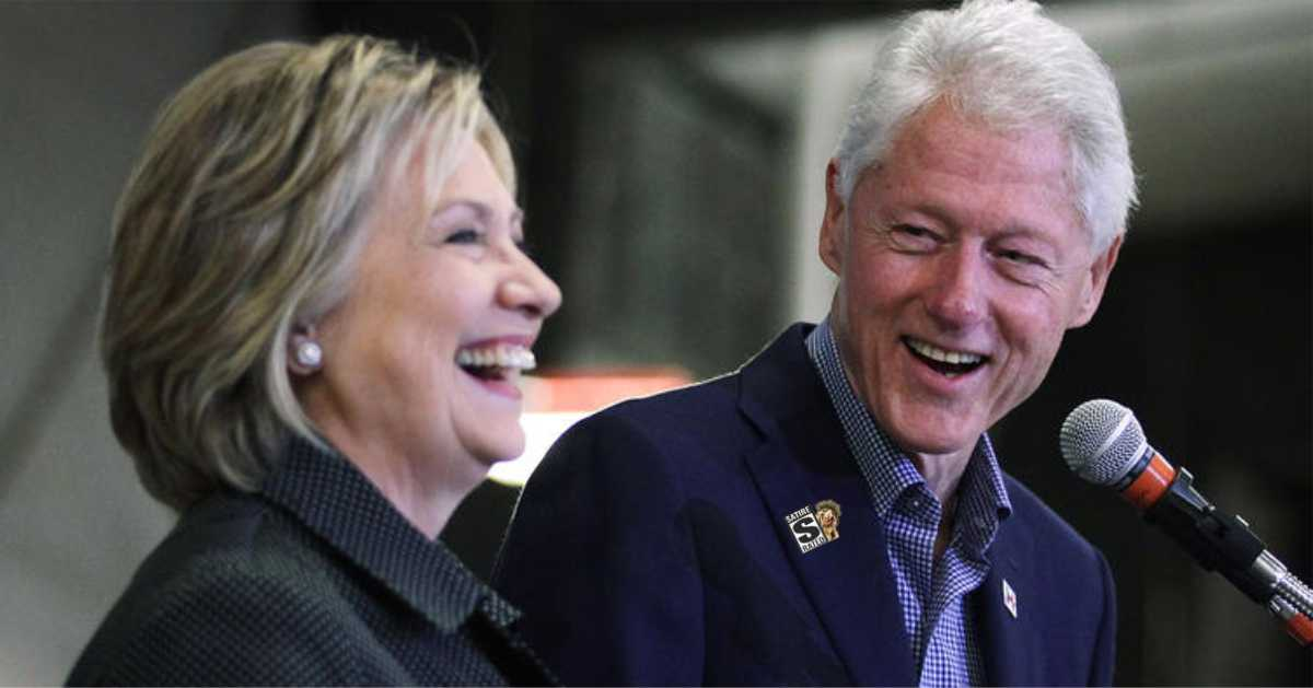 The Clintons don't own a medical supply company, taters