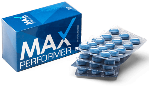 Max Performer donde comprar