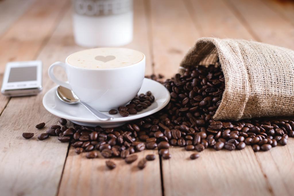 cafe para erección