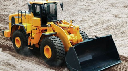 Jual Wheel Loader