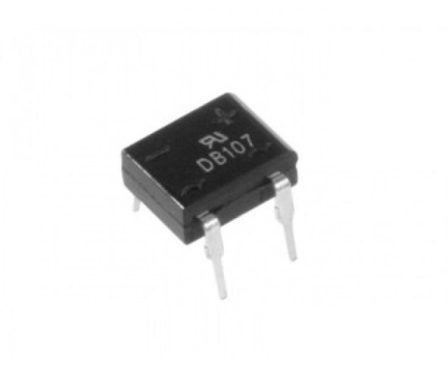 Db107 1 Amp Bridge Rectifier