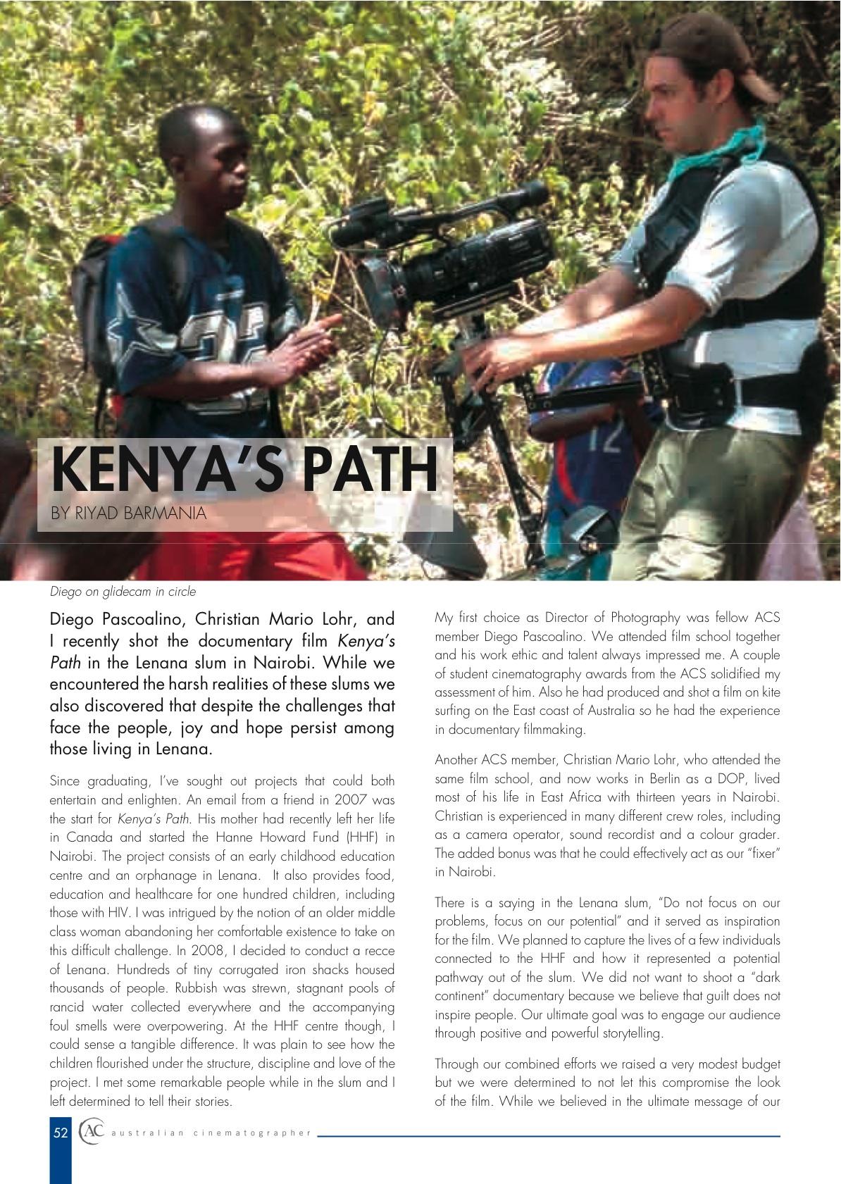 AC 42 Kenyas Path Article Pg 2