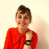 Laur Legeay en coworking chez Potentielles