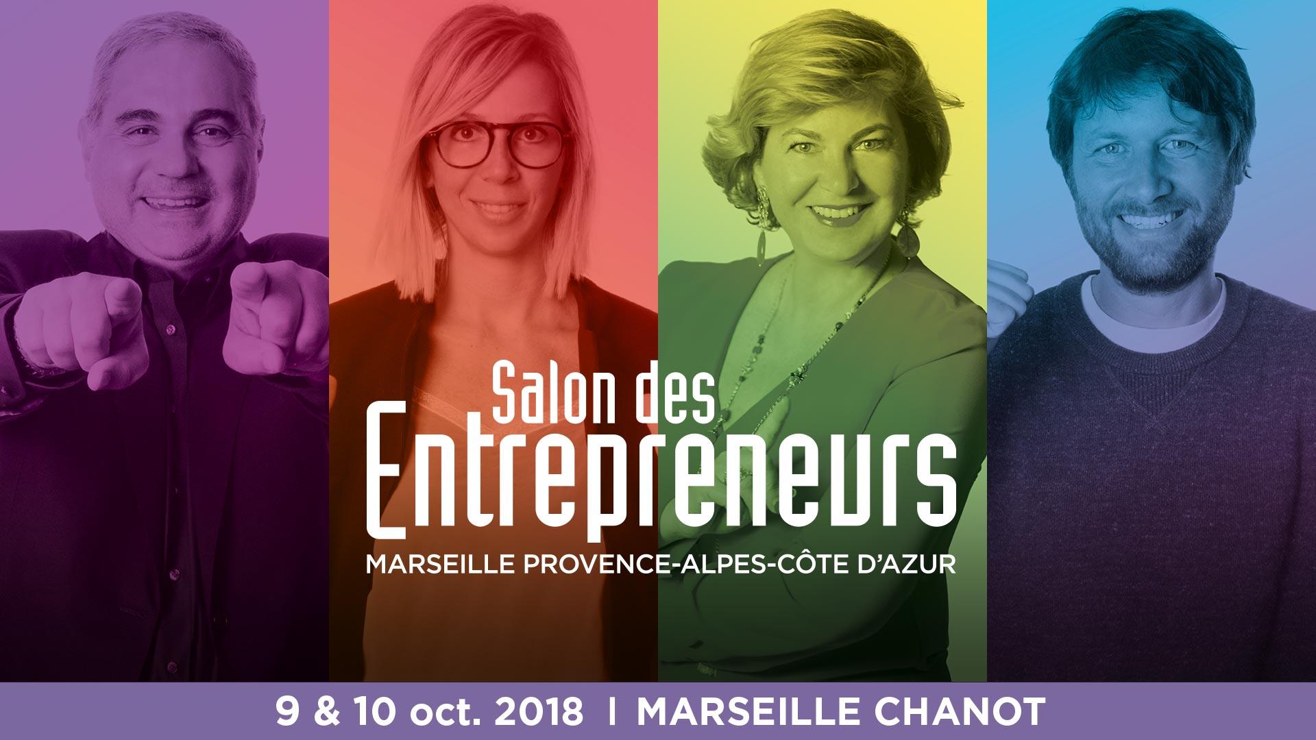 Retrouvez Potentielles au stand n°107 du Salon des entrepreneurs