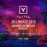 Anuncian cartel del Festival Vaivén 2019