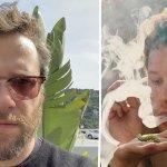 """Seth Rogen lanza una compañía de marihuana recreativa para que la gente """"aprenda a amar el cannabis"""""""