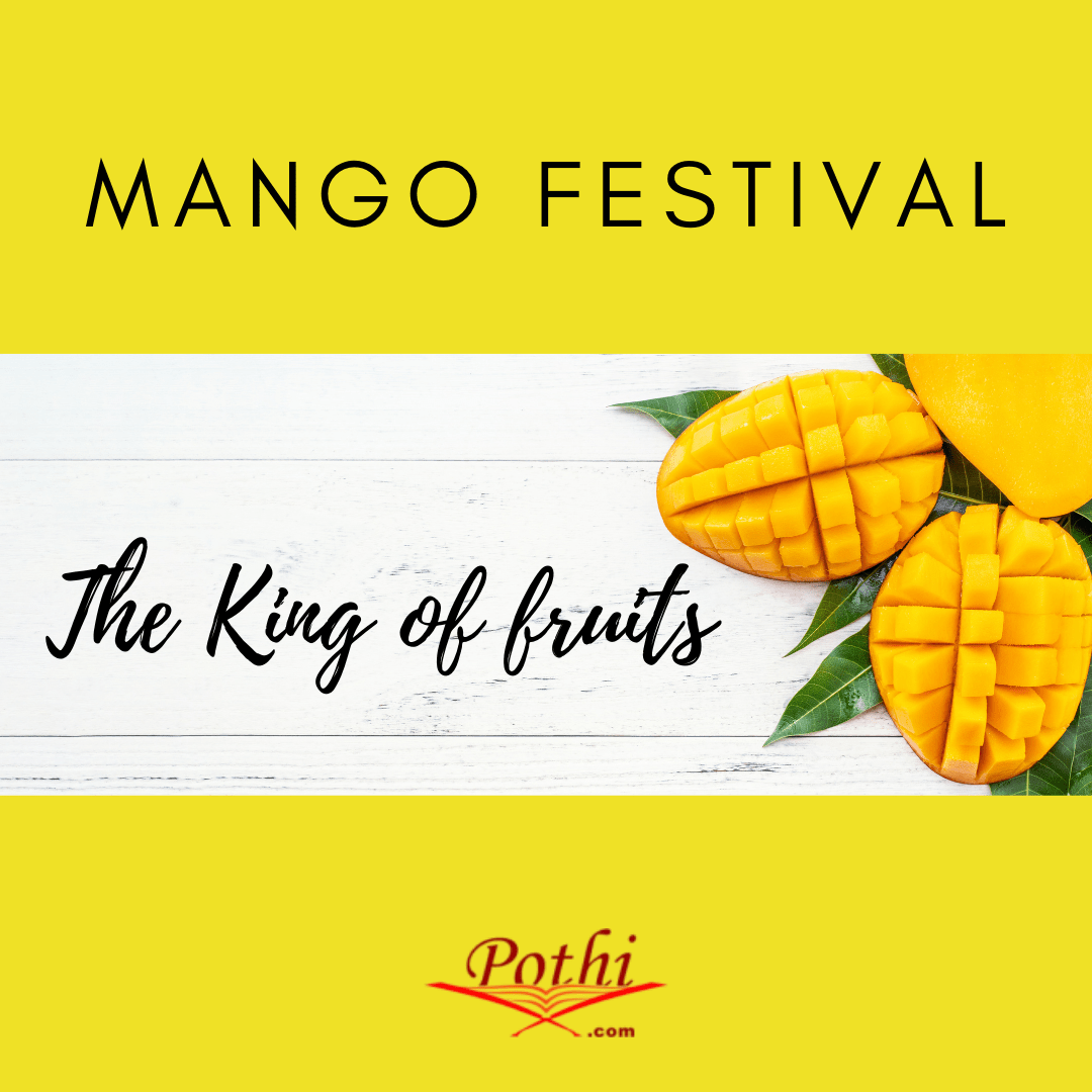 On International Mango Festival Day, 8 Book Titles That Feature Mangoes! 🥭