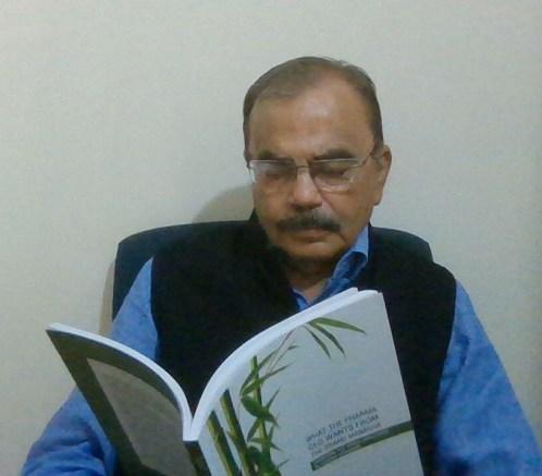 Photograph of Vivek Hattangadi