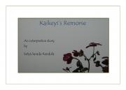 Kaikeyi's Remorse (e-book)