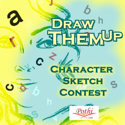 Character Sketch Contest: Draw Them Up
