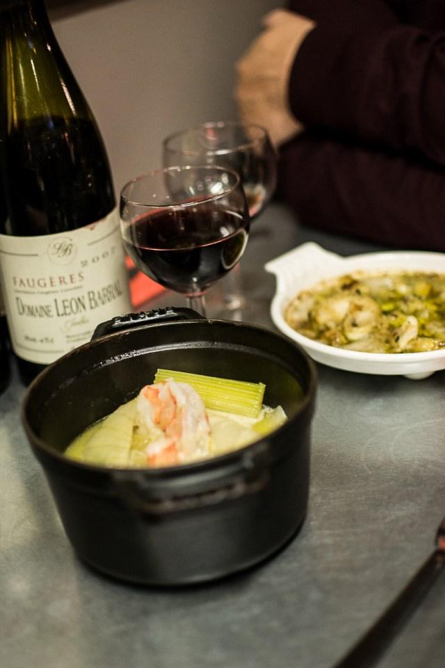 "Alain Dewulf du restaurant ""Zinc"" à Malonne"