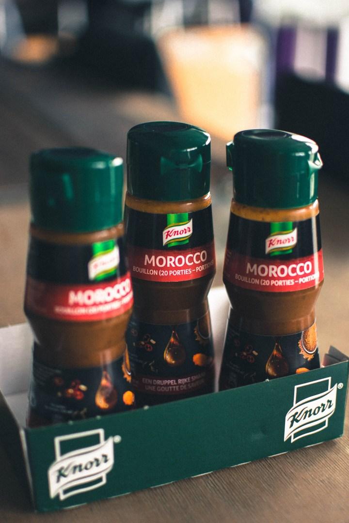 Knorr co-création Rotterdam Potimanon