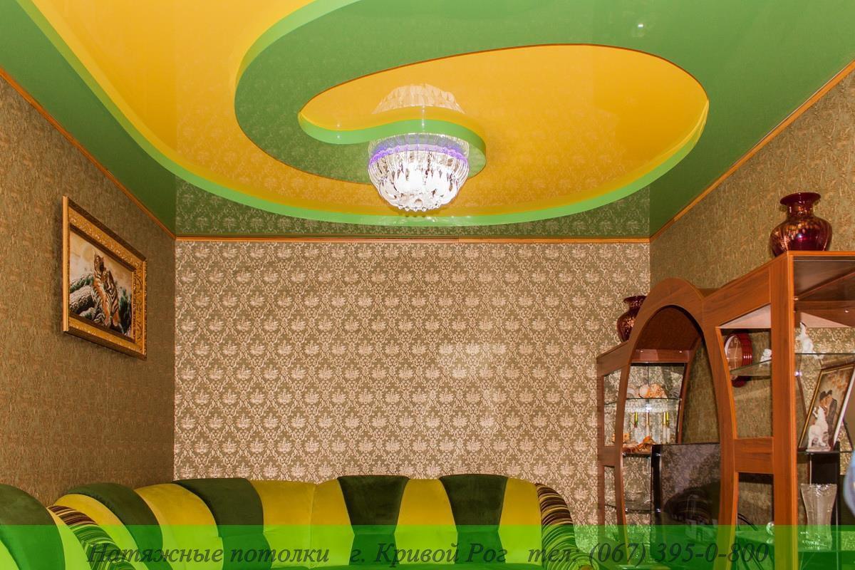Натяжные потолки Кривой Рог Фото Цены