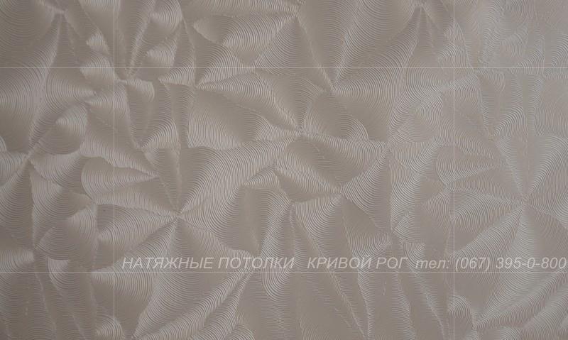 Натяжные потолки Искра Кривой Рог Фактурный потолок