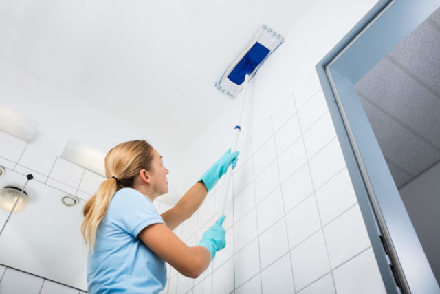 Curățarea cu curățare uscată