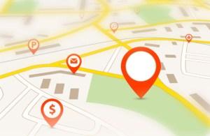 39198467 - navigation map
