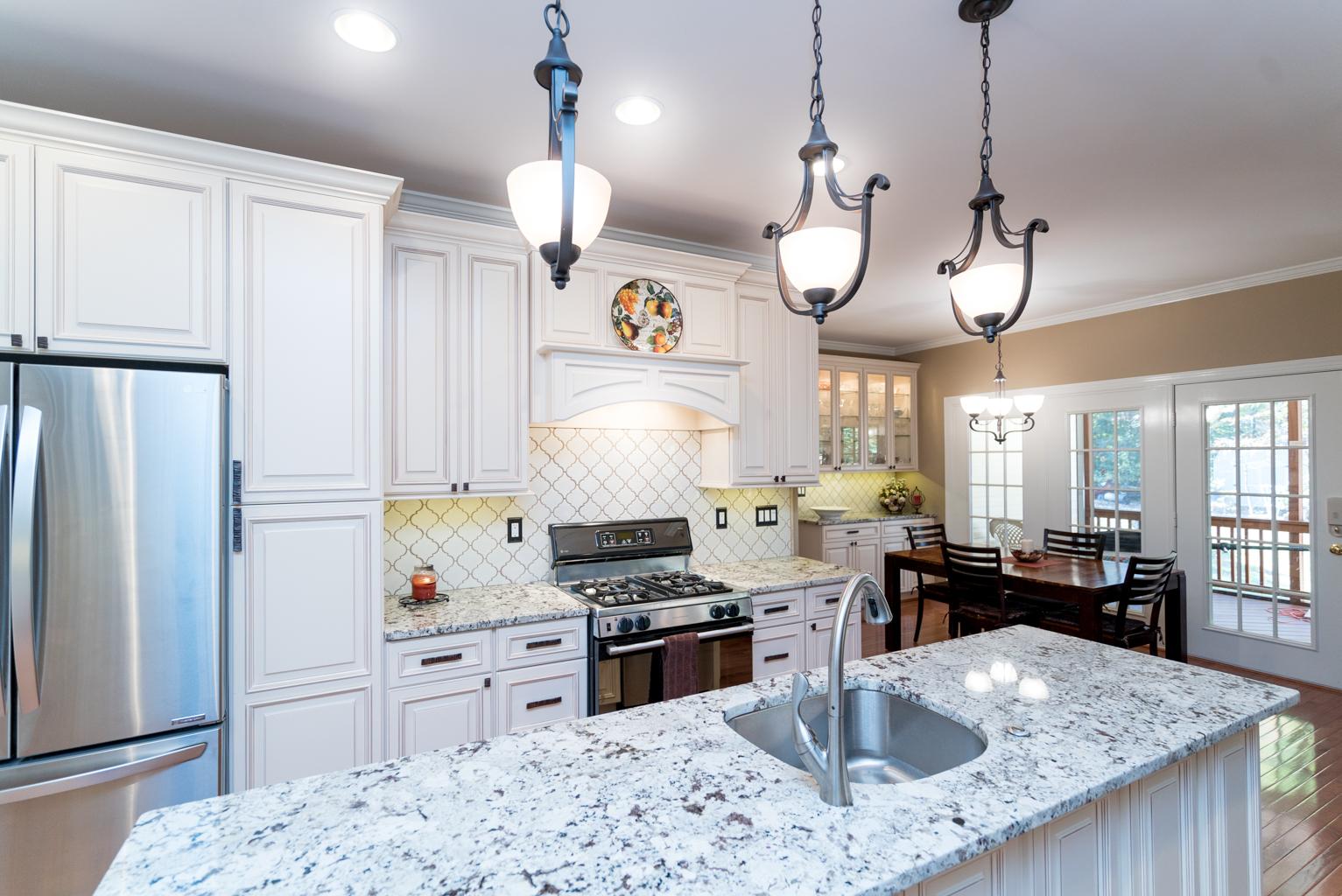 Kitchen Remodeling Project 4 - POTOMAC KITCHEN AND BATH LLC