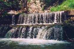 Водопадчето