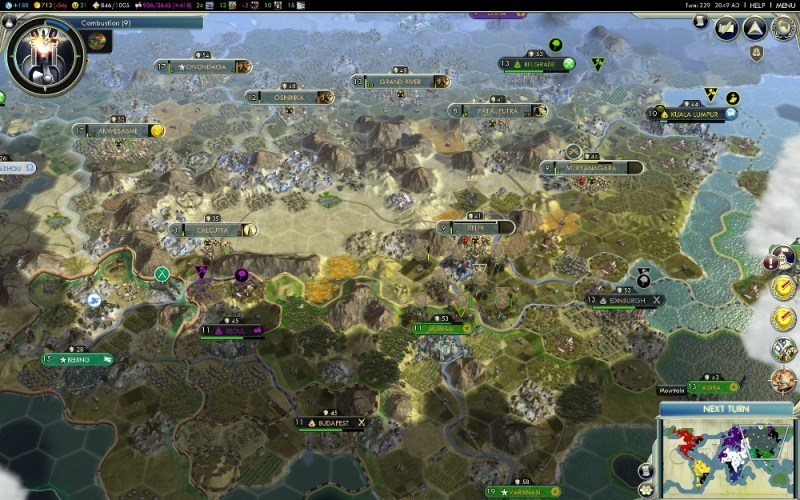 Civilization Rambalh