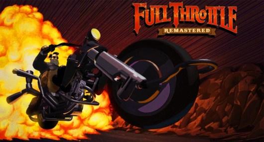 Full Throttle Bannière