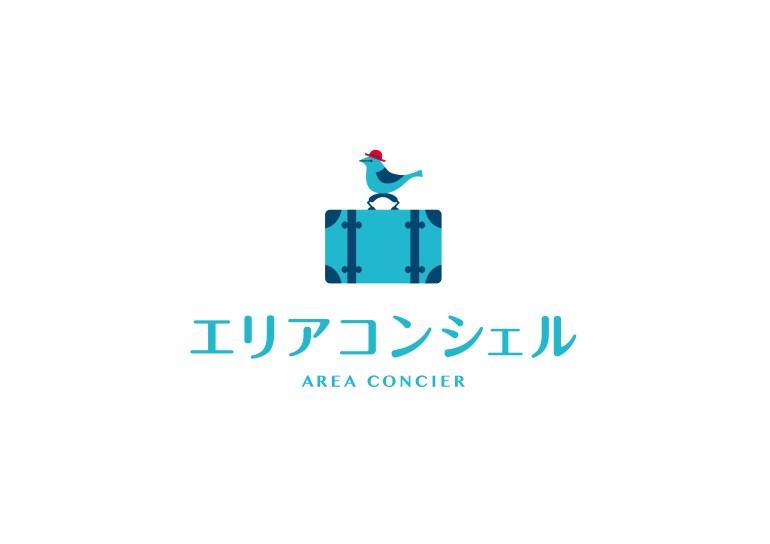 エリアコンシェル ロゴデザイン