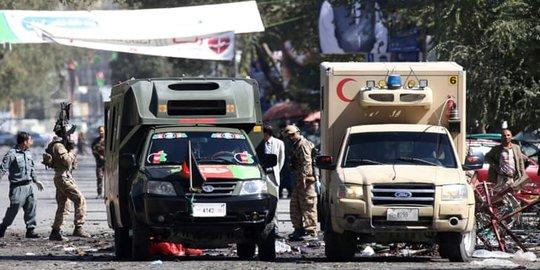 Kampanye Pemilu Afghanistan Diserang Bom Bunuh Diri, 48 Orang Tewas