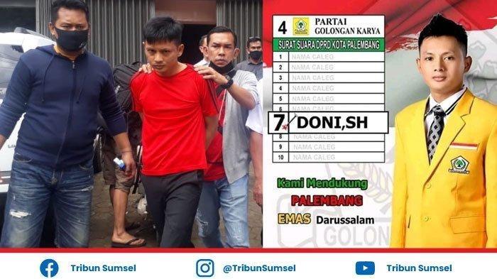 Bandar Narkoba, Mantan Anggota DPRD Palembang Terancam Vonis Mati
