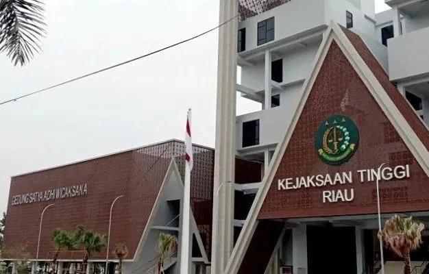 Kejati Riau Tetapkan 4 Tersangka Kasus Korupsi Pembangunan Jalan di Kampar