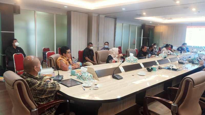 Tolak Permen KP Nomor 59 Tahun 2020 DPRD Natuna Sambangi Kementrian Kelautan dan Perikanan RI