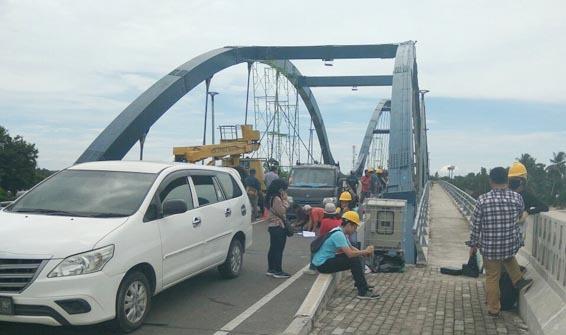 KPK Hadirkan 4 Konsultan Perencanaan di Sidang Korupsi Jembatan Water Frontcity