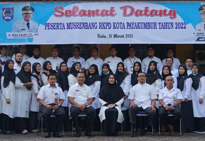 Musrenbang RKPD Payakumbuh 2022 Sukses, Peningkatan Ekonomi dan Penanggulangan Kemiskinan Masuk Skala Prioritas