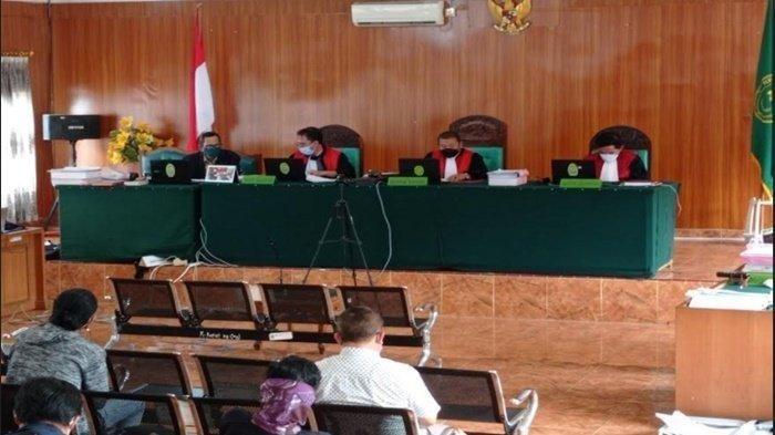 Terlibat Narkoba, Doni Mantan Anggota DPRD Palembang Divonis Mati