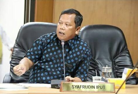 Komisi IV DPRD Riau Kunjungan Kerja ke Dinas Pengelolaan Sumber Daya Air UPTD