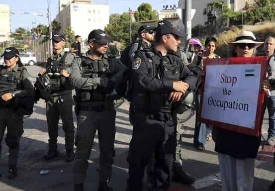 Aktivis Palestina Kembali Ditangkap Militer Israel