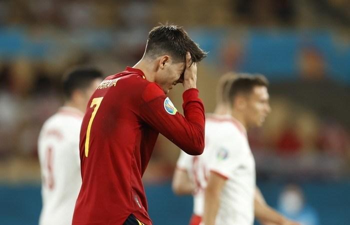 Euro 2021  Spanyol Jago Oper, tapi Keder Bikin Gol