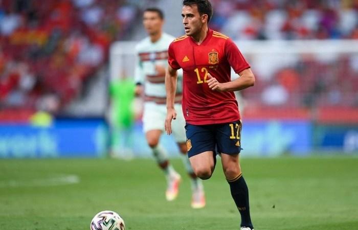 Eric Garcia, Ban Serep Man City, Andalan Spanyol di Euro 2020