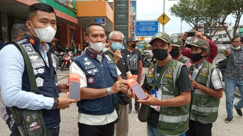 Dishub Luncurkan EDC Pembayaran Parkir Non-Tunai