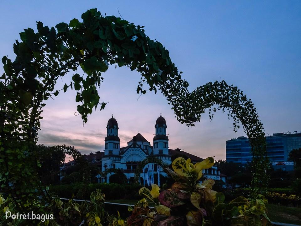 Lawang Sewu, Semarang - potret bagus