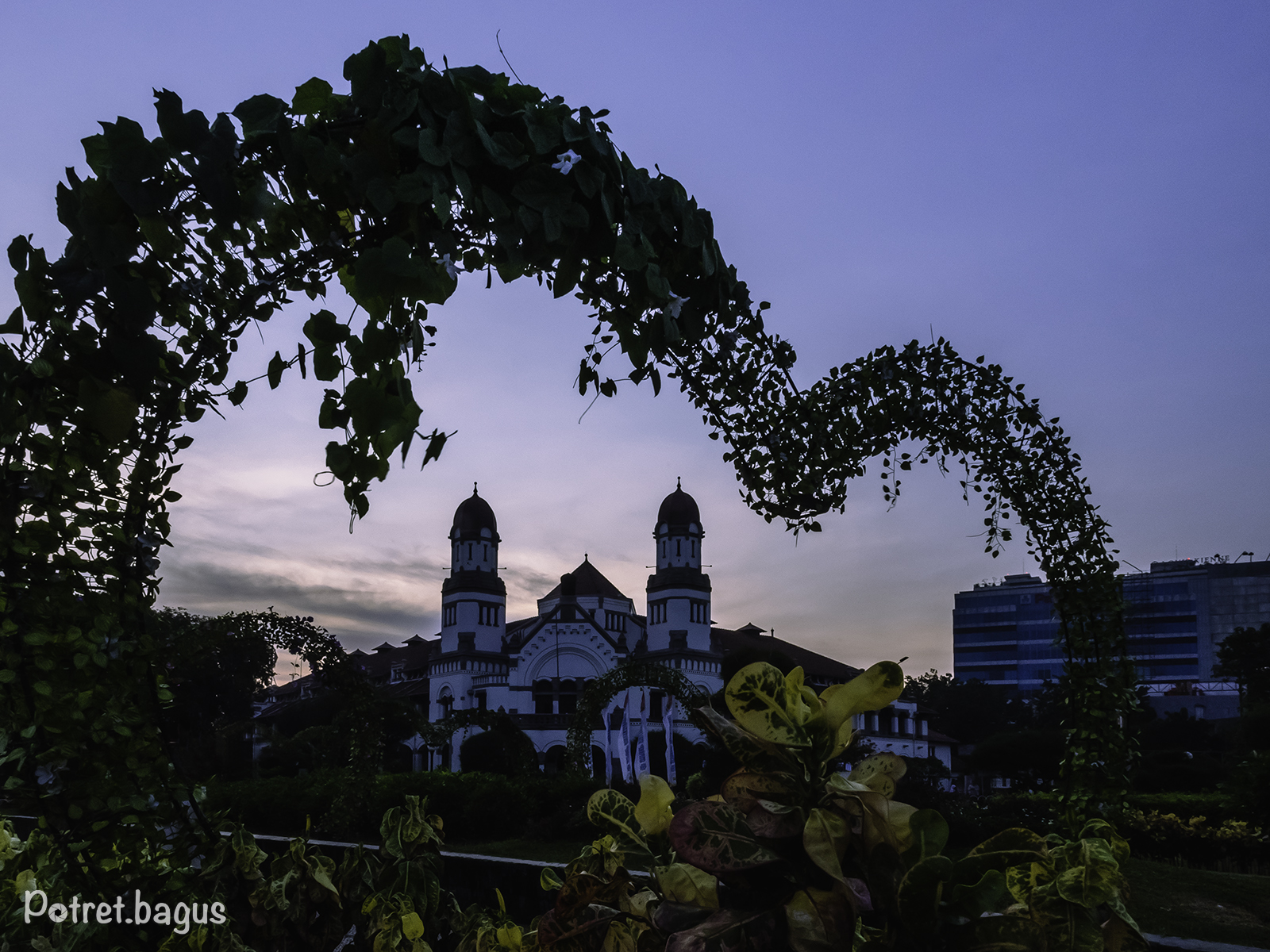 Lawang Sewu, Semarang