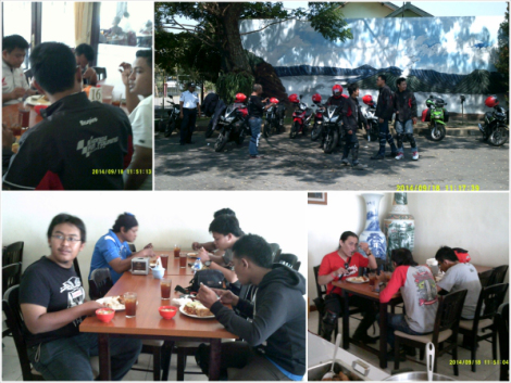 Lunch at Bromo Asri – Probolinggo